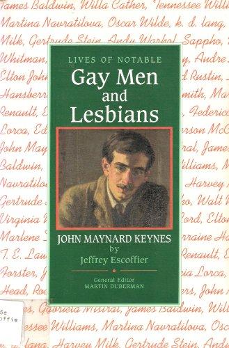 9780791028797: John Maynard Keynes (Lives of Notable Gay Men & Lesbians)