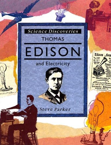 9780791030127: Thomas Edison and Electricity (Science Discoveries)