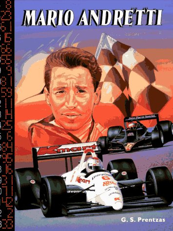 9780791031766: Mario Andretti (Race Car Legends)