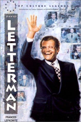 9780791032534: David Letterman: Pop Culture Legends
