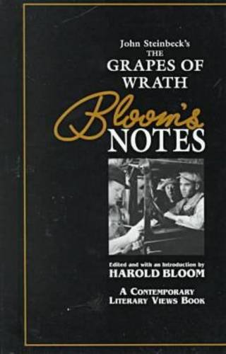 The Grapes of Wrath (Bloom's Notes): John Steinbeck