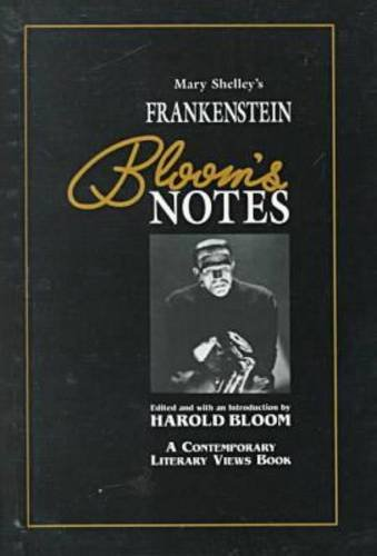 Frankenstein (Bloom's Notes) (Oop): Mary Wollstonecraft Shelley,