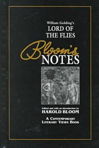 Lord of the Flies (Blms Notes) (Bloom's Notes) (0791036677) by Golding, William