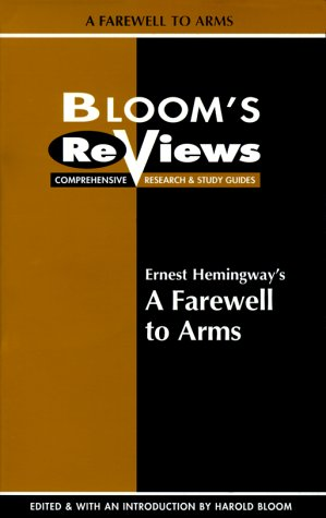 9780791041208: Ernest Hemingway's a Farewell to Arms (Bloom's Reviews)