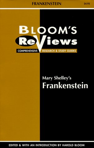 9780791041215: Mary Shelley's Frankenstein (Bloom's Reviews)