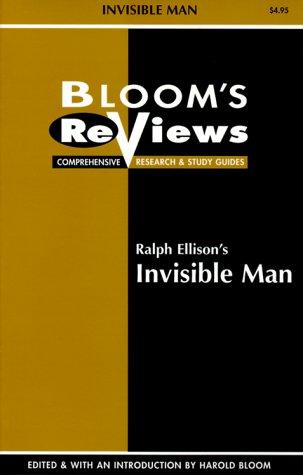 9780791041314: Ralph Ellison's Invisible Man (Bloom's Reviews)