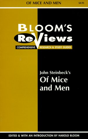 9780791041437: John Steinbeck's of Mice and Men (Bloom's Notes)