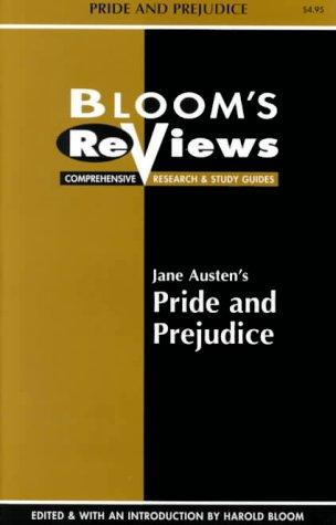 Jane Austen's Pride and Prejudice (Bloom's Reviews) (0791041476) by Harold Bloom