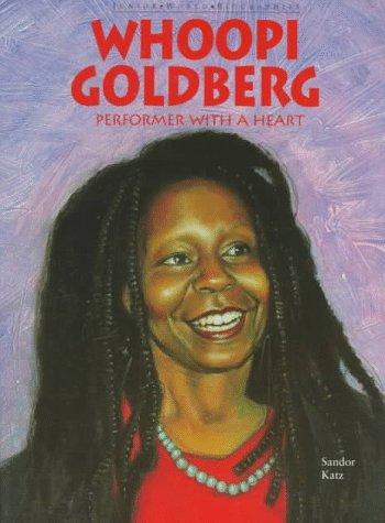 9780791044506: Whoopi Goldberg (Jr Blk) (Pbk)(Oop) (Junior Black Americans of Achievement)
