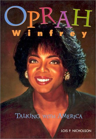 Oprah Winfrey (Junior World Biographies): Lois P. Nicholson