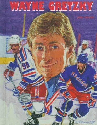 Wayne Gretzky (Ice Hockey Legends): Wilker, Joshua D.