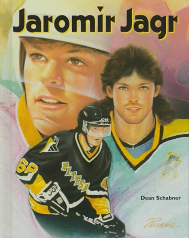 9780791045565: Jaromir Jagr (Ice Hockey Legends)