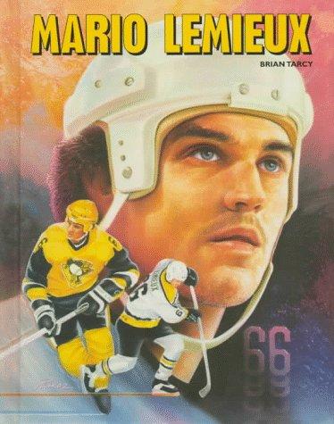 9780791045589: Mario Lemieux (Ice Hockey Legends)
