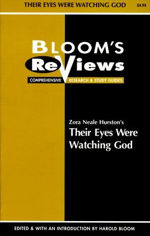 "9780791045688: Zora Neale Hurston's ""Their Eyes Were Watching God"" (Bloom's Notes)"