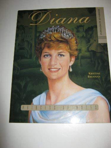 Diana, Princess of Wales (Women of Achievement): Brennan, Kristine