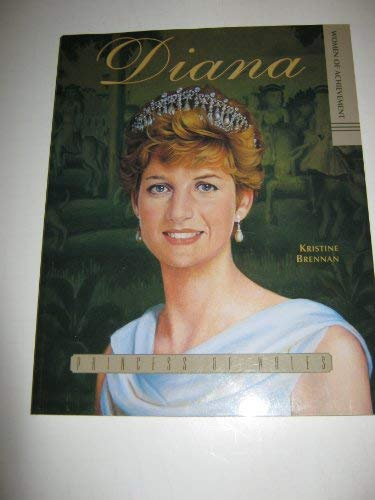 9780791047156: Diana, Princess of Wales (Women of Achievement)