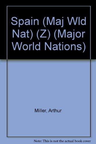 9780791047675: Spain (Major World Nations)