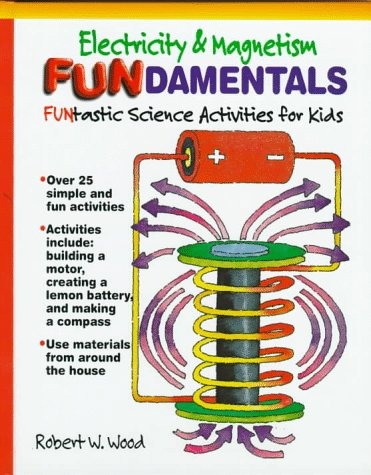 9780791048412: Electricity & Magnetism Fundamentals (Funtastic Science Activities for Kids)