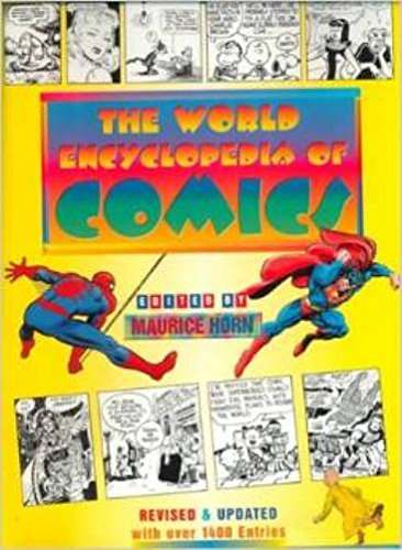9780791048542: The World Encyclopedia of Comics