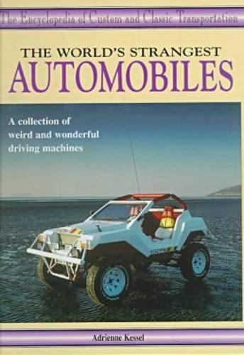 9780791050019: World's Strangest Automobiles
