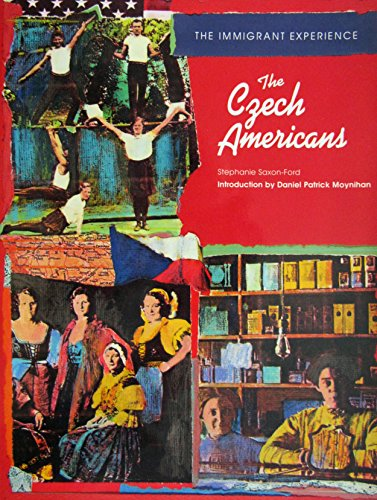 9780791050545: The Czech Americans (Immigrant Experience)