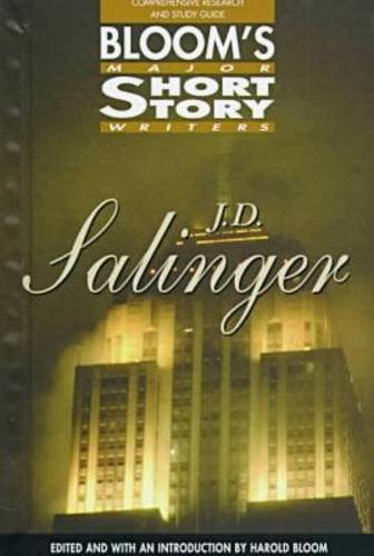 9780791051207: J.D. Salinger (Maj Sht Sty Wr) (Bloom's Major Short Story Writers)