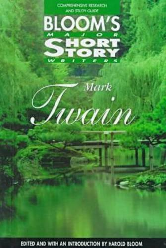 9780791051245: Mark Twain (Bloom's Major Short Story Writers)