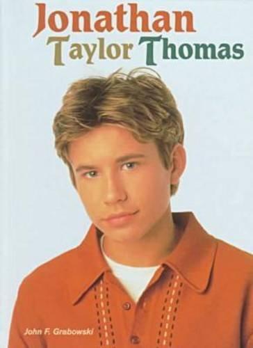 9780791051504: Jonathan Taylor Thomas (Galaxy of Superstars)