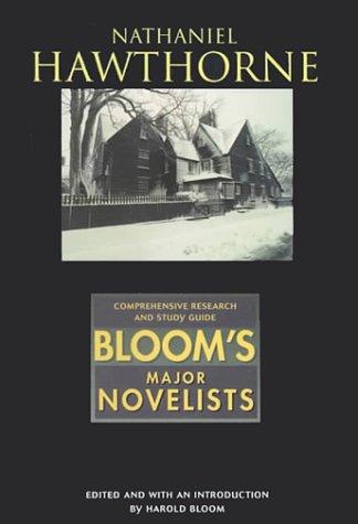 9780791052532: Nathaniel Hawthorne (Bloom's Major Novelists)