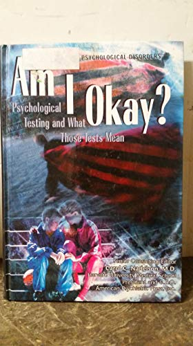 9780791053195: Am I Okay?: Psychological Testing and What
