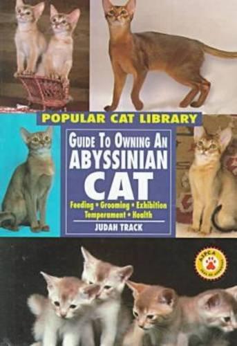 9780791054574: Abyssinian Cat (Popular Cat Library)