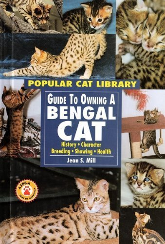 9780791054598: Guide to Owning a Bengal Cat (Popular Cat Library)