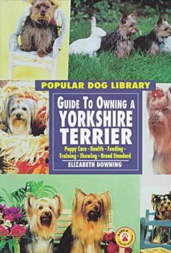 9780791054789: Guide to Owning a Yorkshire Terrier (Popular Dog Library)