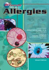 9780791055236: Allergies (21st Century Health and Wellness)