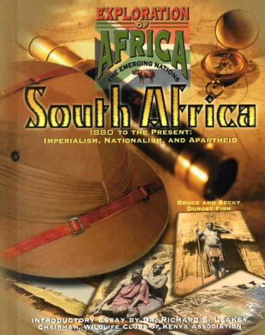 9780791056769: South Africa: 1880 To the Present: Imperialism, Nationalism, and Apartheid
