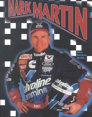 9780791056776: Mark Martin (Race Care Legends Series)