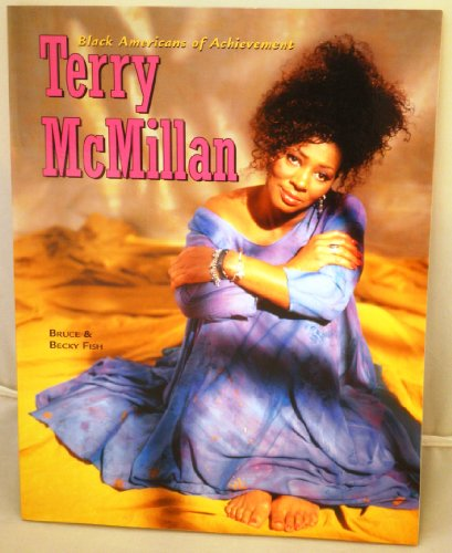 9780791058053: Terry McMillan (Black Americans of Achievement)