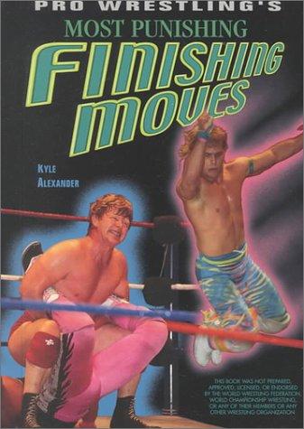 9780791058336: Pro Wres Most Punishing Moves (Pro Wrestling Legends)