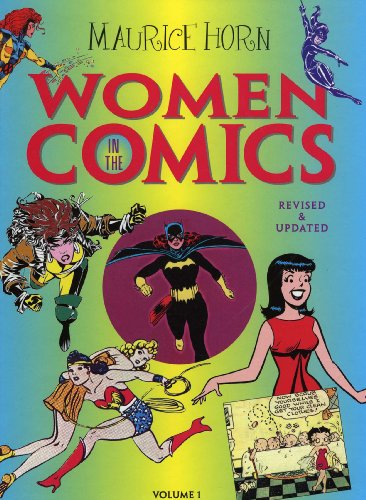 Women in the Comics: Maurice Horn