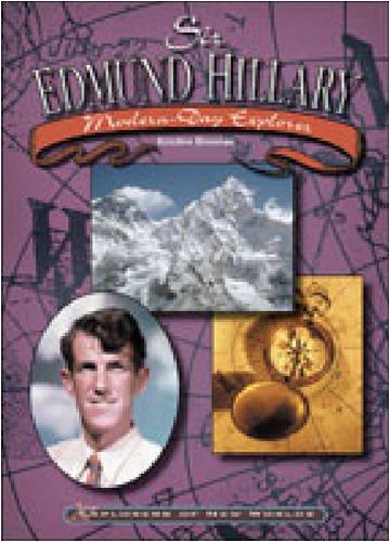 Sir Edmund Hillary (Exp-New) (Explorers of the New Worlds): Brennan, Kristine