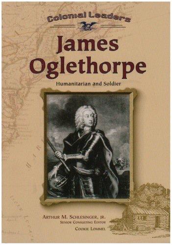9780791061206: James Oglethorpe (Colonial Leaders)