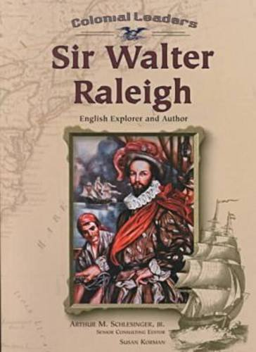 9780791061268: Sir Walter Raleigh (Colonial Leaders)