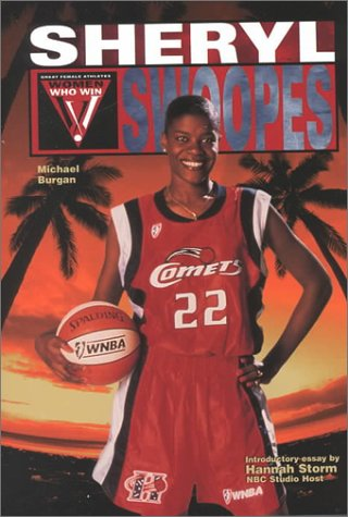 9780791061558: Sheryl Swoopes (Women Who Win)