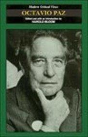 9780791063347: Octavio Paz (Bloom's Modern Critical Views)