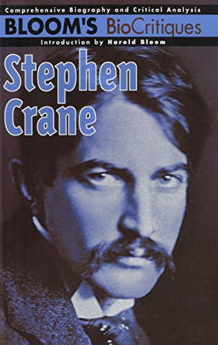 Stephen Crane (BBC) (Bloom's BioCritiques) (0791063755) by Norma Jean Lutz; Harold Bloom