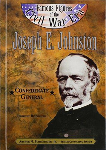 9780791064122: Joseph E. Johnston: Confederate General (Famous Figures of the Civil War Era)
