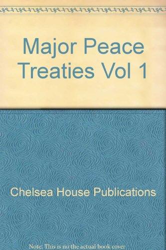 Major Peace Treaties Volume 1: n/a
