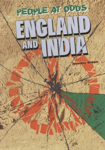 9780791067086: England and India (People at Odds)