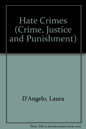 9780791069233: Hate Crimes (Crime, Justice and Punishment)