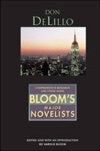 9780791070314: Don Delillo (Bloom's Major Novelists)